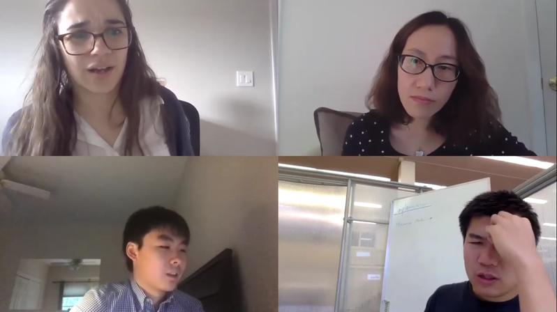 华裔耶鲁大学儿童精神科医生袁月敏与同事、学生等共同拍摄视频,阐述亚裔家庭问题及解...
