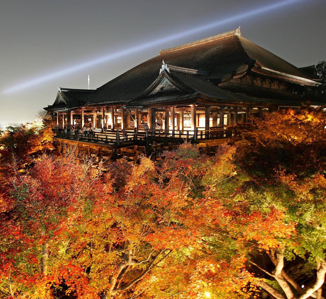 京都外籍客少9成 仍奪最有魅力城市