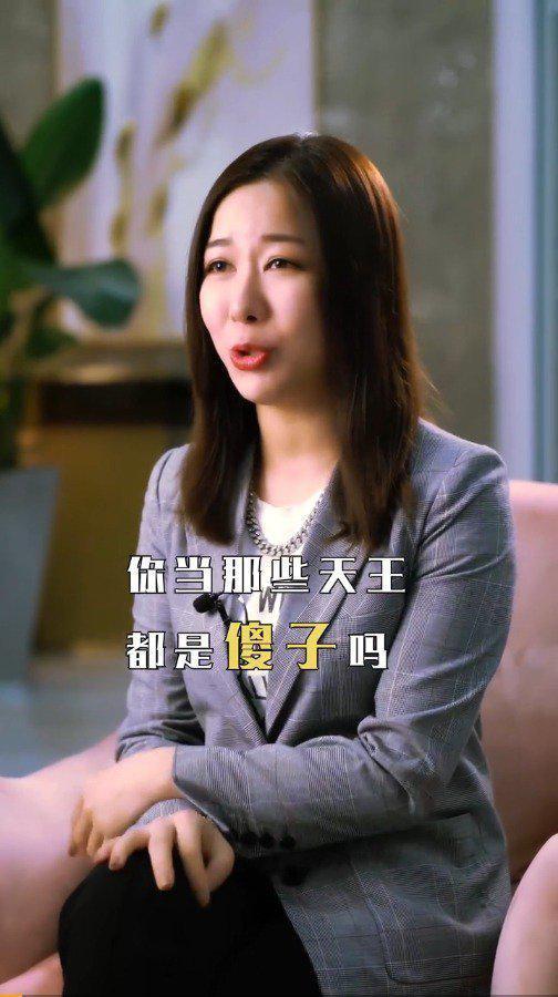 Amy亲拍影片驳斥天王嫂培训班传言。(取材自微博)