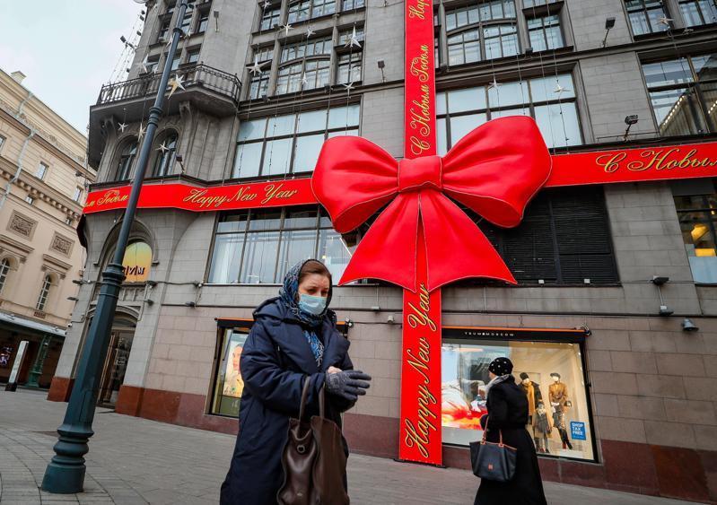 俄羅斯首都莫斯科16日有6360人確診,為了控制疫情,莫斯科市長已下令餐廳和夜店...