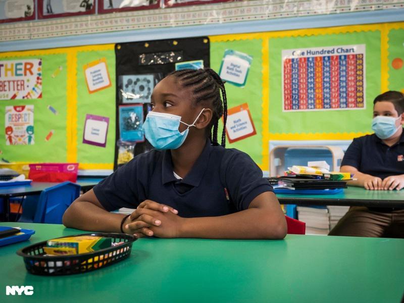 公校再度重开时,有至少76万5000名学生不会返回教学楼。(教育局提供)