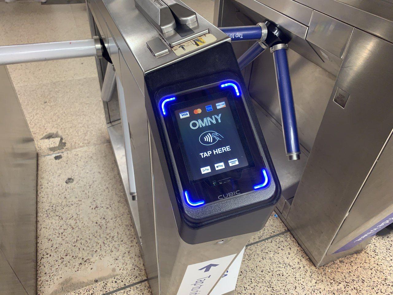 OMNY安装完毕捷运卡2023淘汰  生活艺文  纽约  世界新闻网