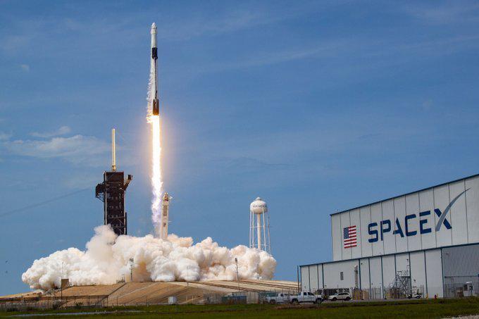 馬斯克號召人們遷居到德州星城。(Space X網頁)