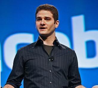 臉書創辦人之一科維茨個資遭駭。(Getty Images)