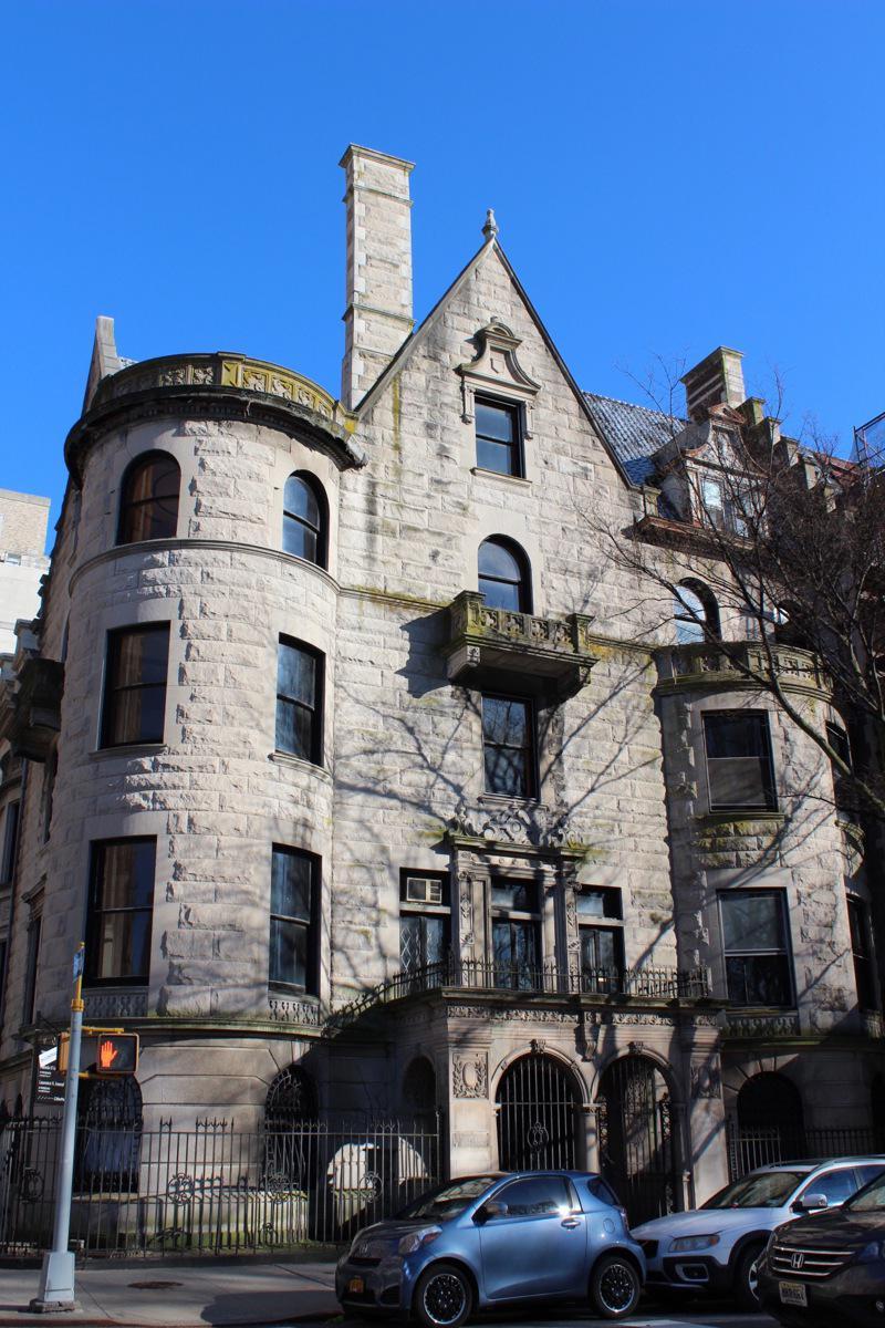 中美聯誼會出售曼哈頓上西城的會所,所得中有200萬美金將捐給美國輔仁大學基金會用...