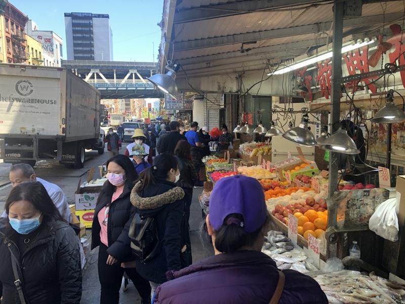 紐約市移民人口近半 非法移民占5% 華裔無證客第2多