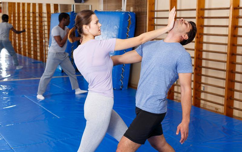 学防身术是以保障自身安全为首要前提来自我防护。(Getty Images)