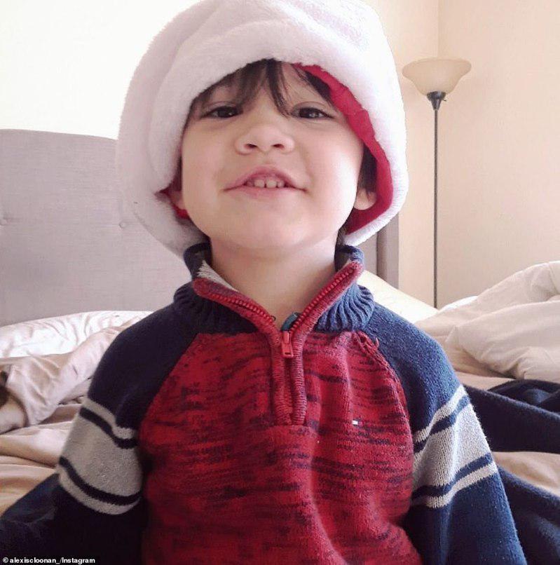六歲兒童李奧斯無辜喪命。(取自IG)