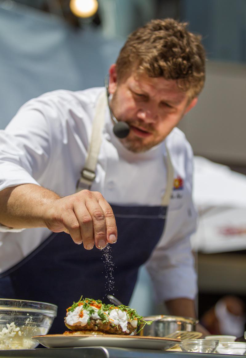 烹飪也是職業技術專業的一種。(Getty Images)