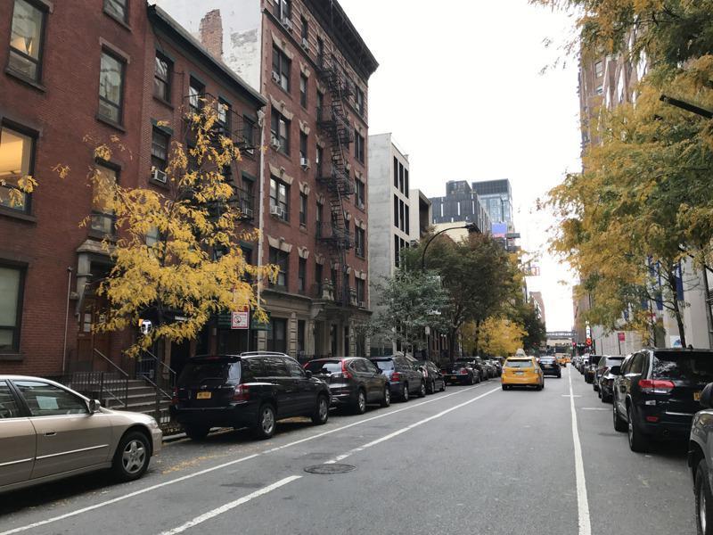 曼哈顿的雀儿喜成为「全球最酷社区」排行榜前十名。(本报档案照)