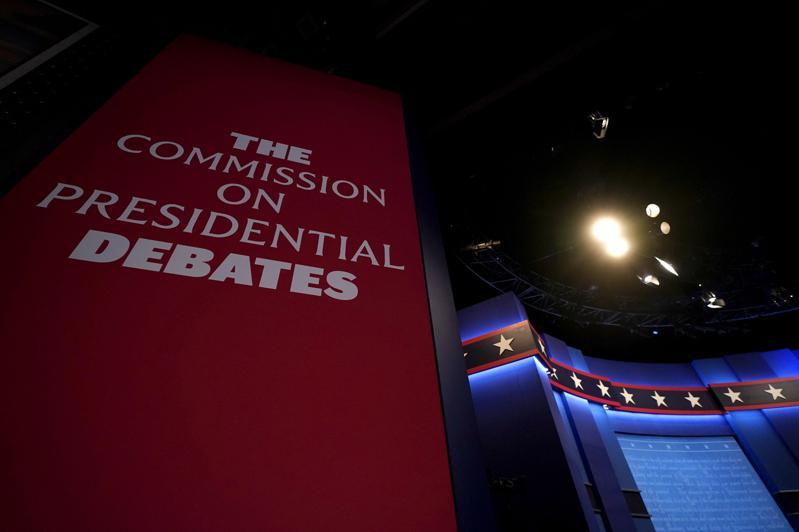 大选前唯一一场副总统候选人辩论会7日在犹他州登场。(美联社)
