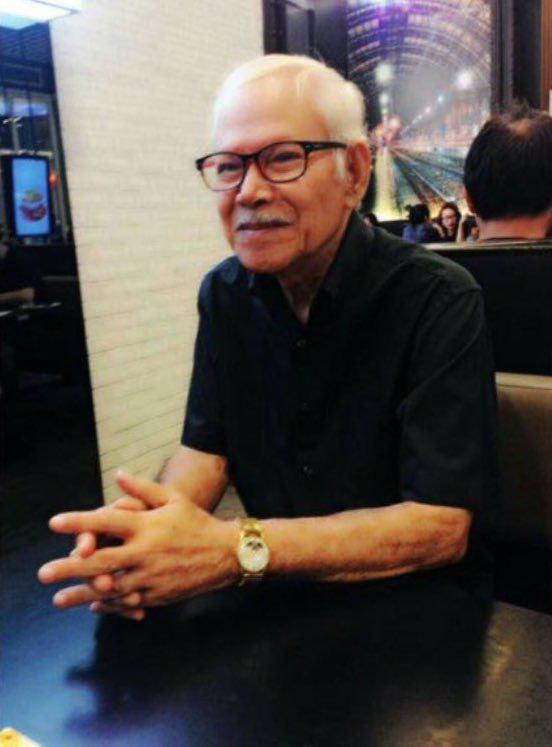 84岁的泰国裔男性Vicha Ratanapakdee遇袭后身亡。(Gofund...